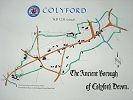 Colyford Map - March 2013