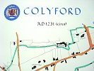 Colyford Map - Detail - March 2013